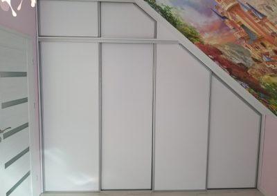 Szafy, garderoby